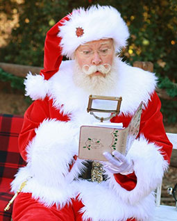 Atlanta Real Beard Santa