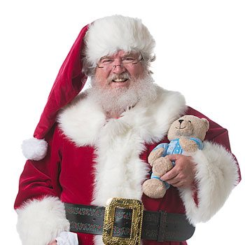 Santa John - Dallas/Fort Worth based Real Bearded Santa Claus